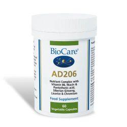 BiocareAD 206 60 Capsules