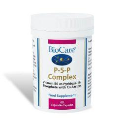 Biocare P-5-P Complex 60 Capsules