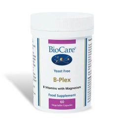 Biocare B Plex (B vitamins) 60 Caps