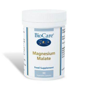 Biocare Magnesium Malate 90 Capsules