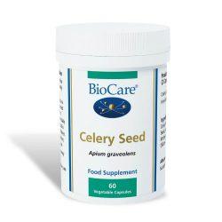 Biocare Celery Seed 60 Capsules