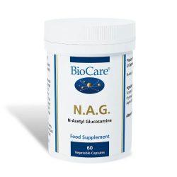 Biocare N.A.G. (N-Acetyl Glucosamine) 60 Caps