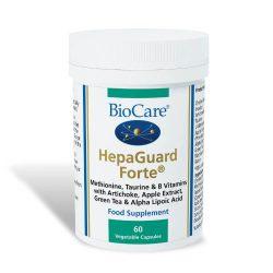 Biocare HepaGuard Forte 60 Capsules