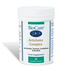 Biocare Artichoke Complex including Artichoke, Turmeric, Dandelion and Burdock