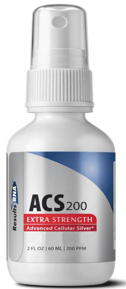 ACS 200 Extra Strength - Advanced Cellular Silver - 2 fl
