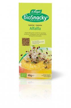 A Vogel Biosnacky Alfalfa Seeds