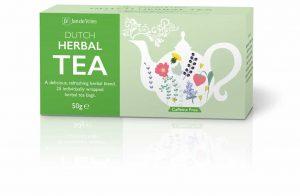 JandeVries Dutch Herbal Tea