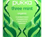 Pukka Three Mint Teabags