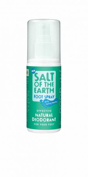 Beauty Bioforce Salt of the Earth Foot Spray 100ml