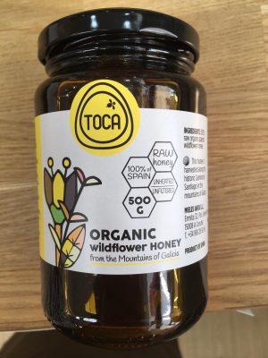 Toca wildflower honey