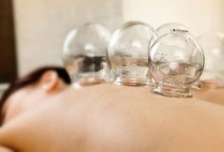 Hijama / Wet Cupping for improved blood circulation and removal of toxins from mody