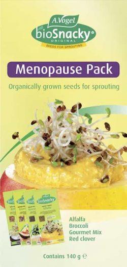 Bioforce Super Foods BioSnacky Menopause Pack 4 packs