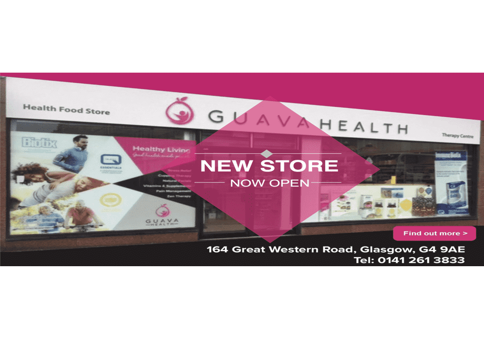 Guava Health and Therapy Centre providing vitamins & Supplements as well as alternative therapies like wet cupping, zen therapy, microneedling, and many more. Also stock a large range of vegan, gluten free, and free from food range, vegan ice cream, vegan chocolates, organic food, natural cosmetics, natural beauty products, natural organic vegan perfumes, natural homecare products